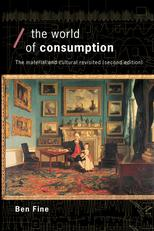 TheWorldofConsumptionTheMaterialandCulturalRevisited