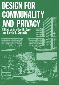 DesignforCommunalityandPrivacy