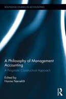 A Philosophy of Management Accounting