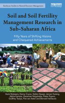 Soil and Soil Fertility Management Research in Sub-Saharan Africa