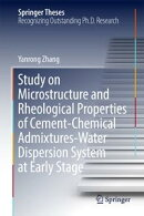 Study on Microstructure and Rheological Properties of Cement-Chemical Admixtures-Water Dispersion System at Early Stage