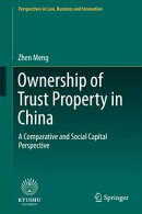 Ownership of Trust Property in China