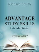 Advantage Study Skllls: Introductions (Study Aid 7)