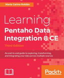 Learning Pentaho Data Integration 7