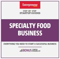 SpecialtyFoodBusinessStep-By-StepStartupGuide