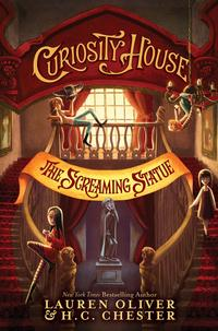 CuriosityHouse:TheScreamingStatue(BookTwo)