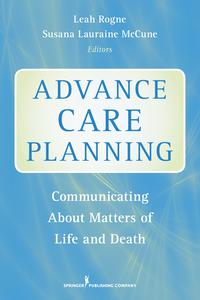 AdvanceCarePlanningCommunicatingAboutMattersofLifeandDeath