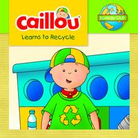 CaillouLearnstoRecycleEcologyClub