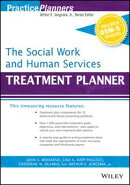 The Social Work and Human Services Treatment Planner, with DSM 5 Updates