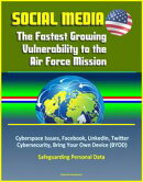 Social Media: The Fastest Growing Vulnerability to the Air Force Mission - Cyberspace Issues, Facebook, Link…