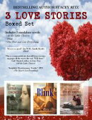3 Love Stories, the Boxed Set