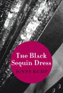 The Black Sequin Dress