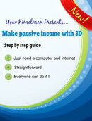 How to make passive income with 3D