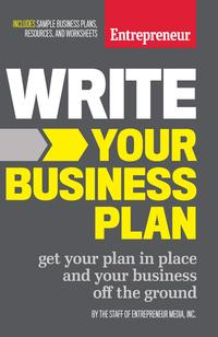WriteYourBusinessPlanGetYourPlaninPlaceandYourBusinessofftheGround