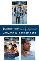 Harlequin Medical Romance January 2018 - Box Set 1 of 2