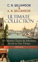 C. N. WILLIAMSON & A. N. WILLIAMSON Ultimate Collection: 30+ Mystery Classics & Adventure Novels in One Volu…