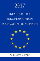 Treaty of the European Union (Consolidated Version)