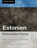 Dictionnaire Poche Estonien
