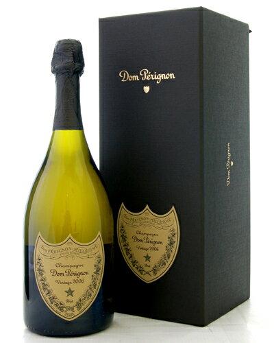 【オリジナル箱入り】ドン・ペリニヨン[2006](泡・白)並行輸入品(ワイン(=750ml)8本と同梱可)[Y][tp]