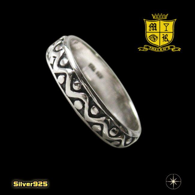 今だけ!デザインリング(26)08号・11号・12号/【メイン】シルバー925銀指輪・シンプル送料無料!