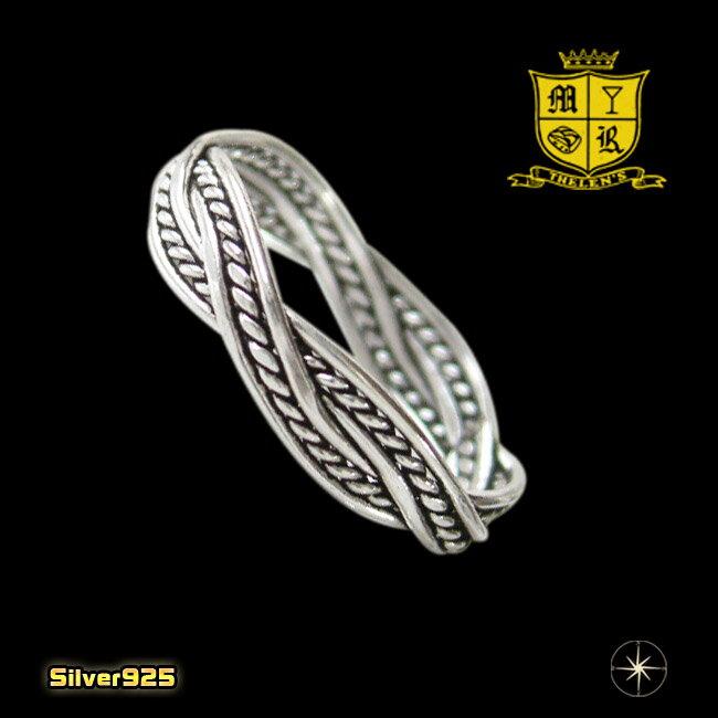 デザインリング(32)06号・08号・10号・12号/【メイン】シルバー925銀指輪・シンプル送料無料!