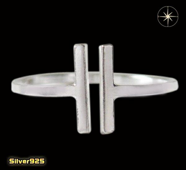 デザインリング(53)07号・09号・11号・13号・15号・17号・19号/【メイン】・シンプルな指輪・シルバー925銀送料無料!