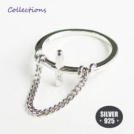 クロスリング(12) メイン リング 指輪 十字架 クロス シンプル シルバー925 銀 送料無料 メンズ レディース ユニセックス