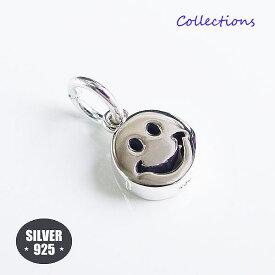 ニコニコマークのペンダント(1) メイン シルバー925 アクセサリー ペンダント ネックレス 笑顔 かわいい 笑い顔 にこにこ キャラクター