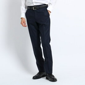【Sサイズ〜】シャイニーヘリンボンストライプ パンツ/タケオキクチ