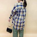 【Traditional Weatherwear/トラディショナル ウェザーウェア】バンドカラーチェ/フレディ&グロスター レディー…
