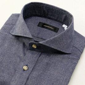 【アウトレット】[首35〜50cm]ラクチンすっきりYシャツ(WEB限定商品)/ビサルノ