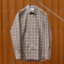 EYE.D WEARingレトロチェックシャツ/メンズメルローズ