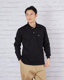 日本のポロシャツ(長袖)/ゴールデンベア