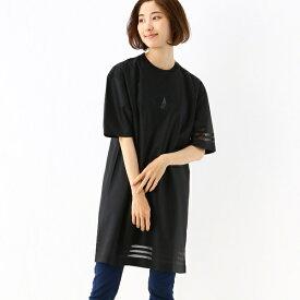 【アディダスオリジナルス 】TEE DRESS / Tシャツ ワンピース/アディダス オリジナルス