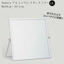 Annecy アネシー アルミニウム スタンドミラー LL/バックヤードファミリー