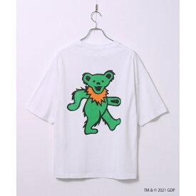 【WEB限定】GRATEFUL DEAD×tk.TAKEO KIKUCHIコラボTシャツ(ユニセックスアイテム)/タケオキクチ
