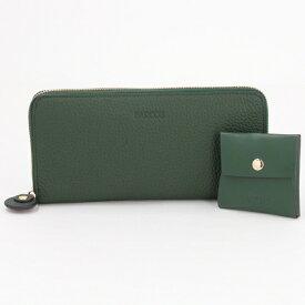 【BARCOS/バルコス】GLウォレット ラウンド型財布<チルコロR>/バルコス