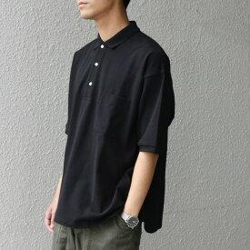 【WEB限定】SHIPS any: マルチファンクション オーバーサイズ ポロシャツ◇/シップス エニィ