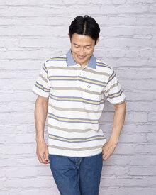 半袖ポロシャツ/ゴールデンベア