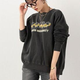 【GOOD ROCK SPEED/グッドロックスピード】COLLEGE スウェットシャツ/ノーリーズ