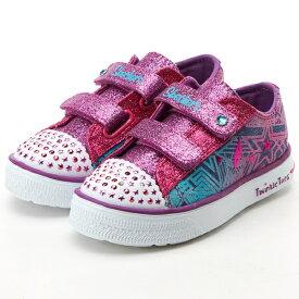 TWINKLE BREEZE- COMET CUTIE ピカッと光るこども靴!キッズへのプレゼントに/スケッチャーズ(キッズ)(SKECHERS)