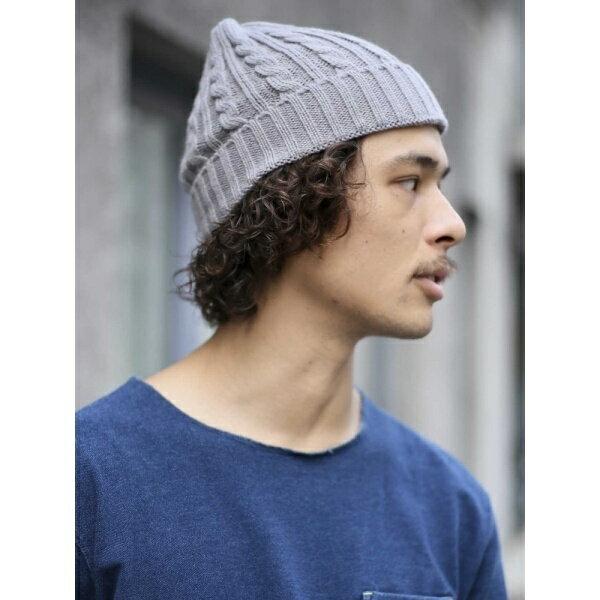 ドゥニーム(KNIT CAP/ニット帽【NEW HATTAN/ニューハッタン】)/ドゥニーム(メンズ)(Denime)