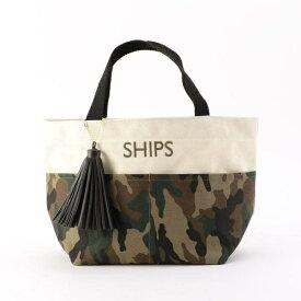 ポケットトートバッグ/シップス(レディース)(SHIPS for women)