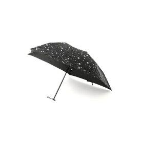 星柄プリント 折りたたみ傘/レイ ビームス(Ray BEAMS)