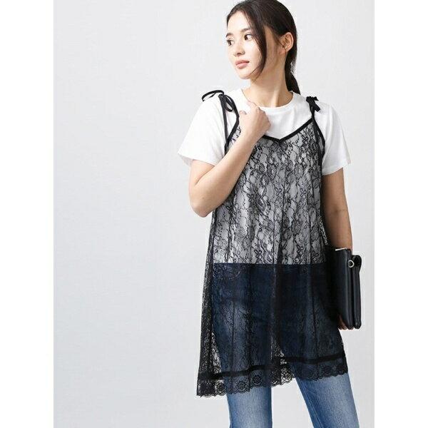 ウィゴー(WEGO/Tシャツ付キャミワンピース)/ウィゴー(レディース)(WEGO)