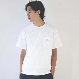 DANTON / ロゴ ポケット Tシャツ/ビームス(BEAMS)