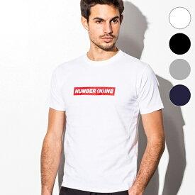 NUMBER (N)INE DENIM(ナンバーナインデニム) レッドボックスロゴTシャツ/ナンバーナイン デニム(NUMBER(N)INE DENIM)