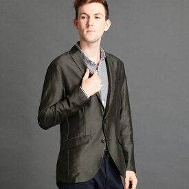 2ボタンノッチドシャツジャケット/ムッシュニコル(MONSIEUR NICOLE)