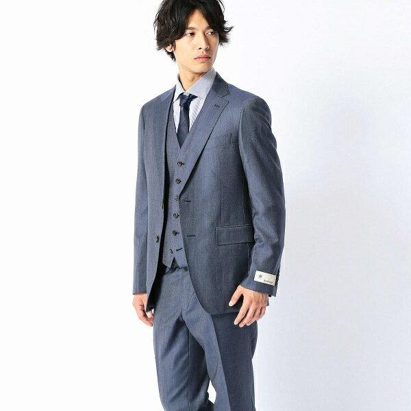 "CERRUTI""ジェノバ""セットアップスーツジャケット/コムサメン(COMME CA MEN)"