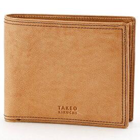 2つ折り財布 763604/タケオキクチ(バッグ&ウォレット)(TAKEO KIKUCHI)
